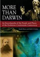 Book cover for More than Darwin