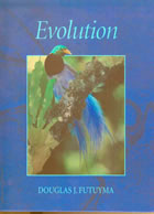 Book cover for Evolution by Douglas J. Futuyma