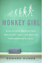Cover for Monkey Girl