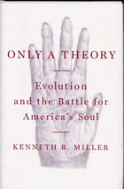 Book cover for Only a Theory