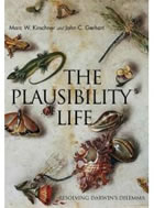 Book cover for The Plausibility of Life. Resolving Darwin's Dilemma by Kirschner and Gerhart