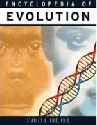 Cover of Encyclopedia of Evolution