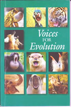 Book cover for Voices for Evolution