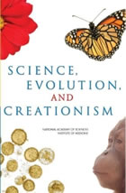 Cover for Science, Evolution, and Creationism
